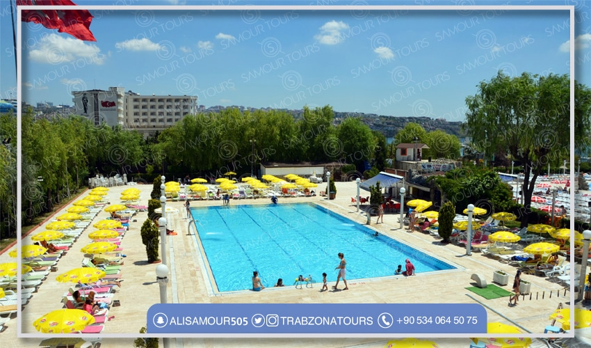 المدينة المائية في اسطنبول
