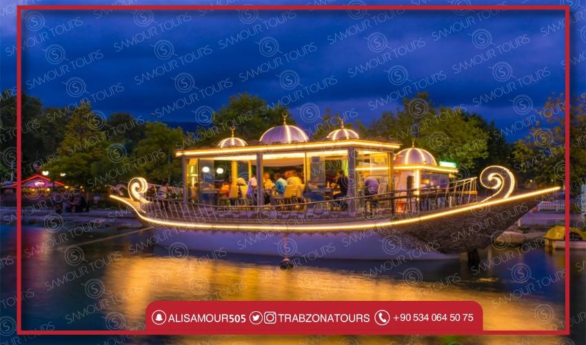 مدن تركيا السياحية