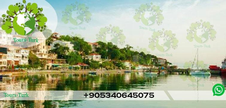جزر الاميرات جولات اسطنبول