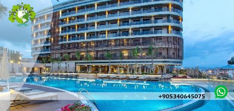 فنادق الانيا