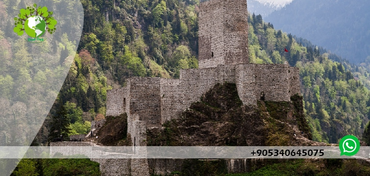 جولة قلعة زيل و شلال بالوفيت