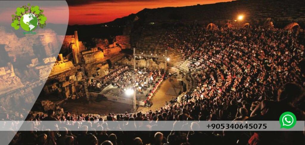 مسرح اسبندوس انطاليا