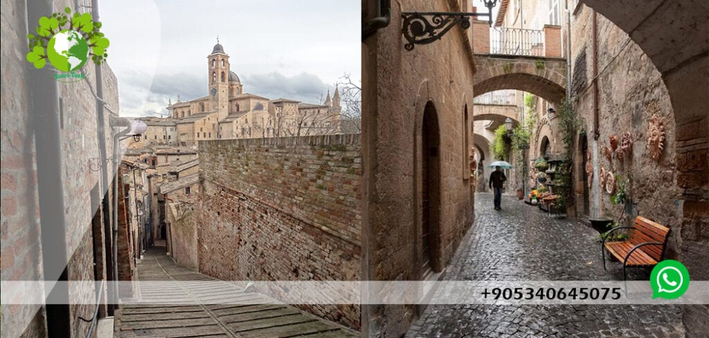 رحلة المدينة القديمة في انطاليا