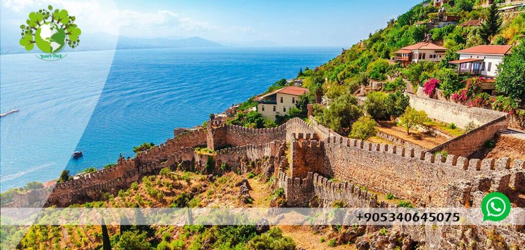 قلعة الانيا التركية