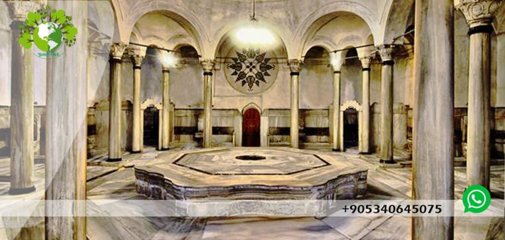 الحمامات العثمانية