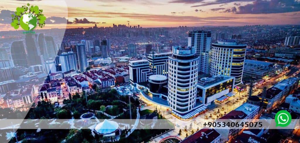 اسواق و مولات اسطنبول