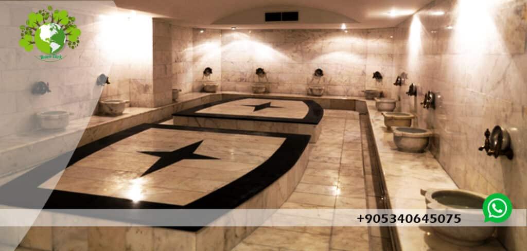 افضل حمامات في اسطنبول