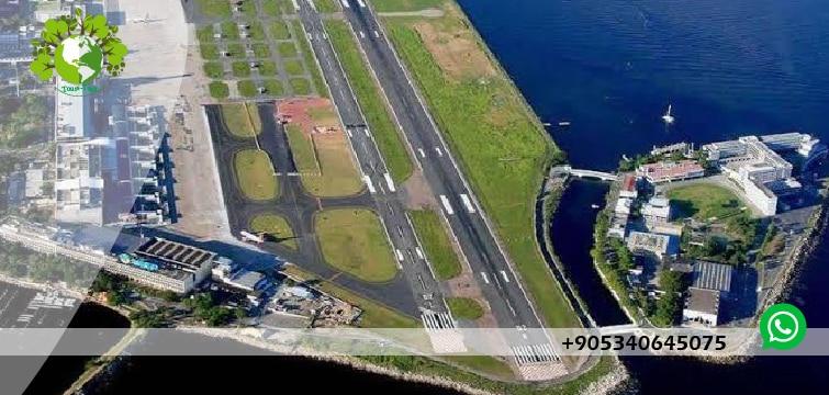 مطار ريزا الجديد