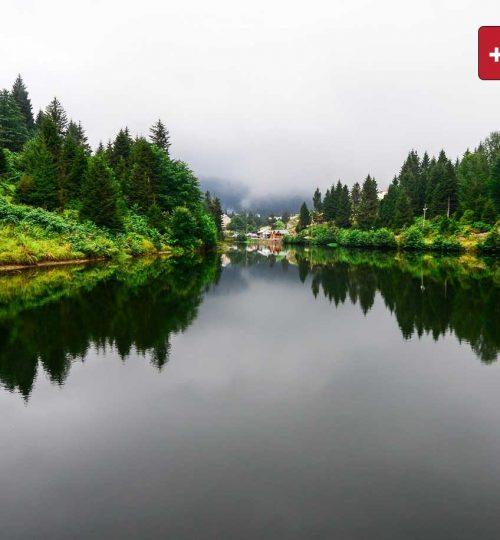 رحلة حيدر نبي بحيرة السمك